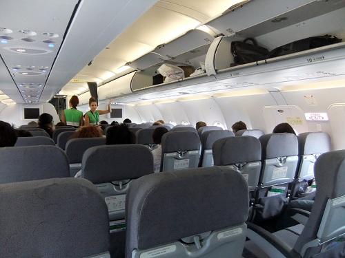 オリンピック航空でロドスへ