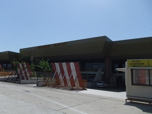 ロドスの空港