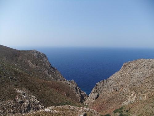 ティロス_パンテレイモナス修道院からの眺め (2)