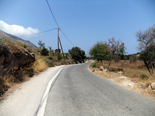 ティロス_Αγ.アントニオスからメガロ・ホリオへ