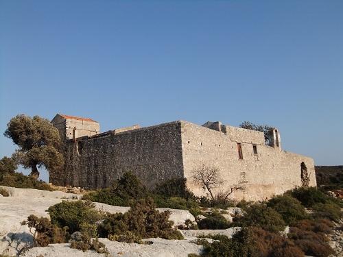 カステロリゾ_Αγ.イェオルギゥ修道院 (2)