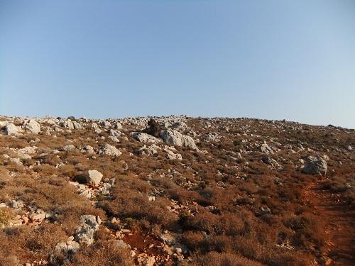カステロリゾ_石段の先は・・・