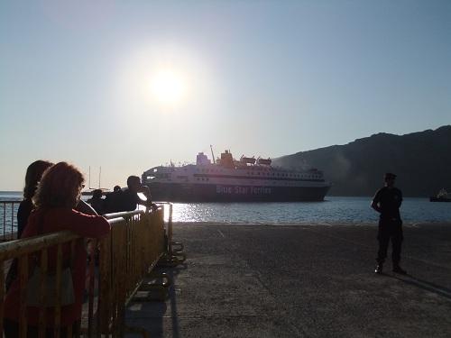 ティロスの港