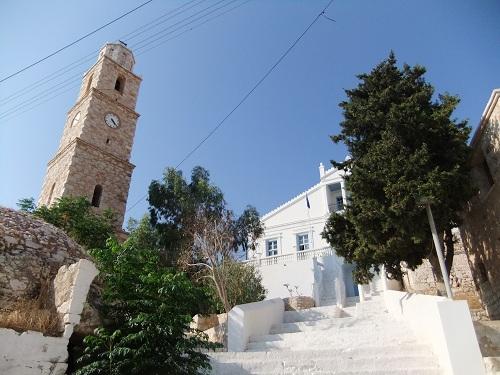 ハルキ_時計塔と庁舎
