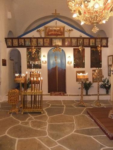 イオス_パニギリ会場の教会