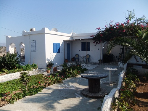 イラクリアの宿 (1)