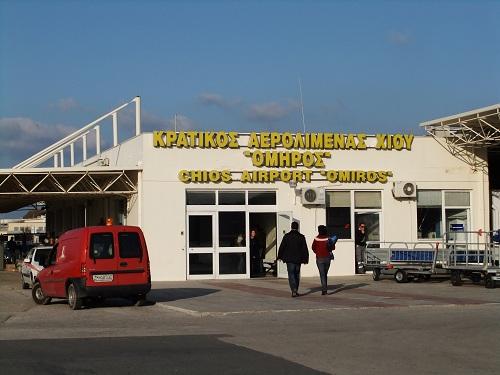 ヒオス空港