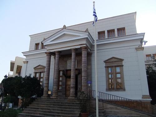 コライス図書館