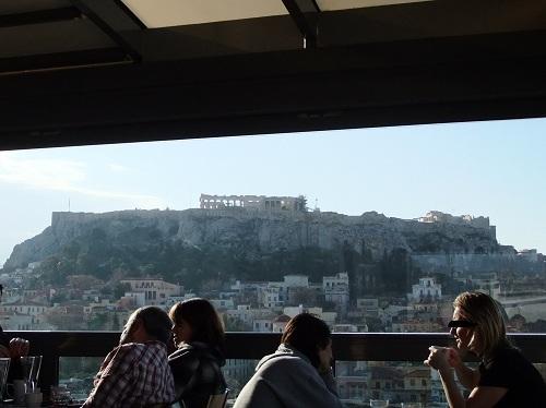 アテネのホテル「A for Athens」 (3)