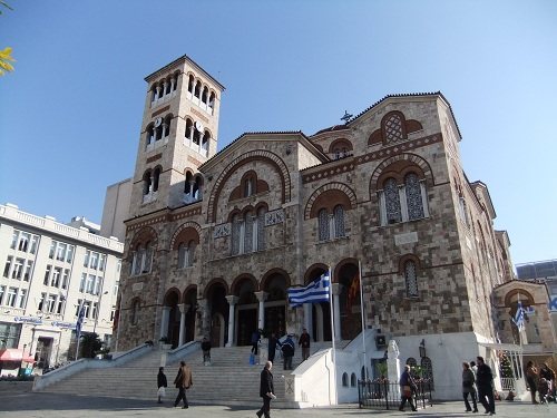 ピレウス_アギア・トリアダ大聖堂 (2)