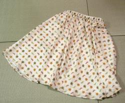 亀スカート