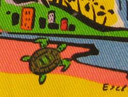 ブラジル亀