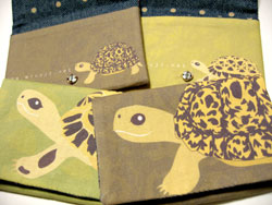 陸亀カードケース