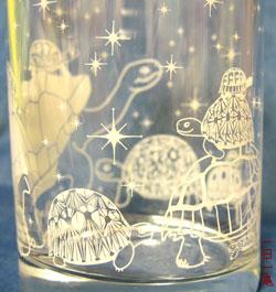 リクガメグラス