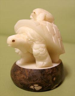 象牙椰子亀