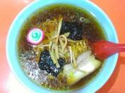 清龍園 醤油ラーメン