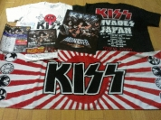 KISS MONSTER JAPAN TOUR GOODS