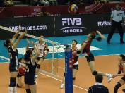 FIVB WGP2013 日本VS中国