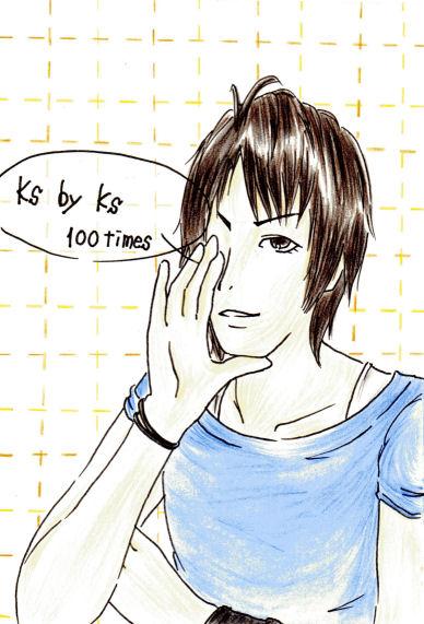 Ks by Ks  100