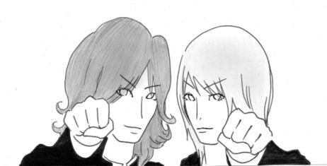 ごくせん 隼人&竜