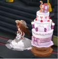 遥とケーキ