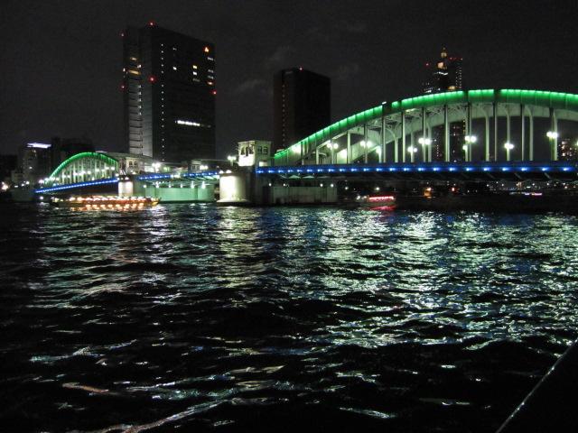 夜の勝鬨橋2