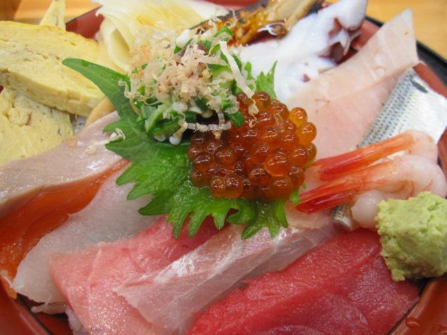 海鮮丼のいいやつ