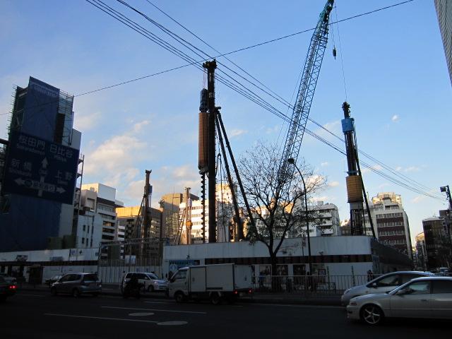 歌舞伎座 実は2010/12/29