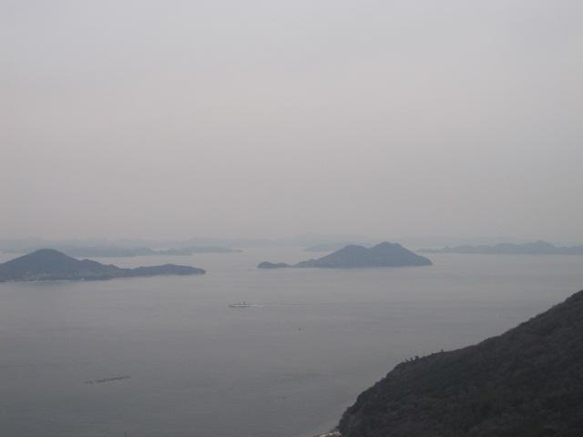 やしま たぶん男木島と女木島 どっちが鬼が島だっけ?
