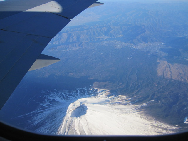 富士山そのまま