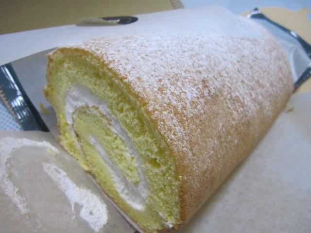 湯布院のロールケーキ