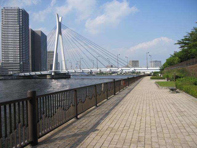 中央大橋 隅田川