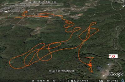 GPSテスト2