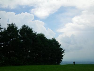 雷雲よびだし中なう