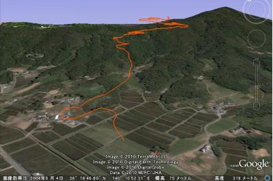 GPSテスト1