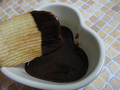 生チョコレートペースト