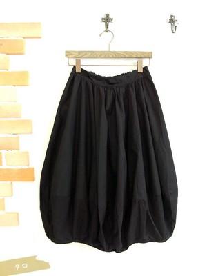 かぼスカート黒