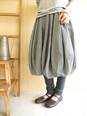 かぼちゃスカート1