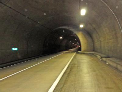 新長野トンネル内08282