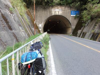 樫田トンネル1