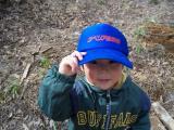3号の帽子