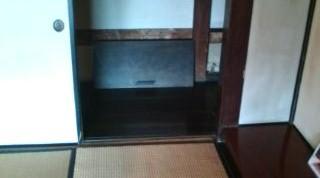1階への抜け道