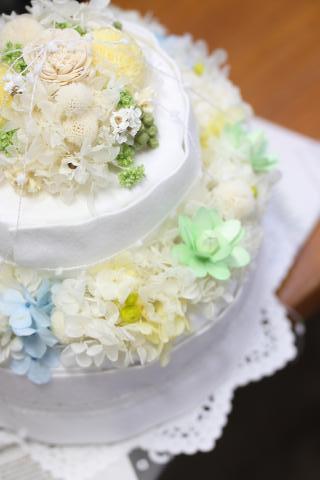 20130826おむつケーキ