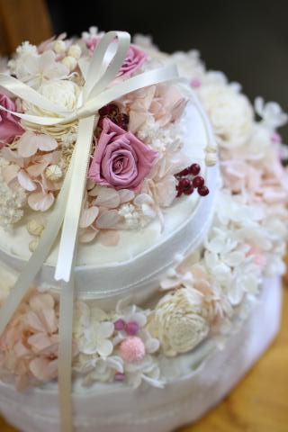 20130827おむつケーキ