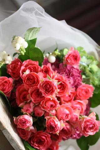 20131001ローラの花束