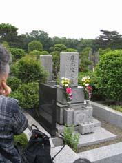 H220526 墓参り
