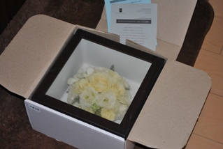 Wedding bouquet Box_2