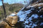 小八王子山への道