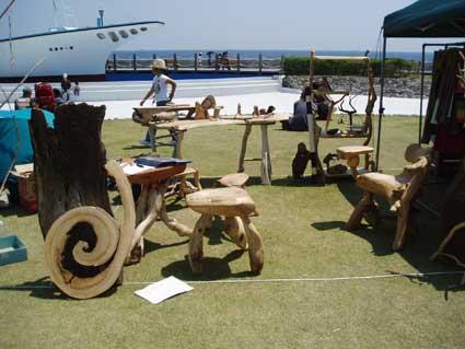 太丸木椅子