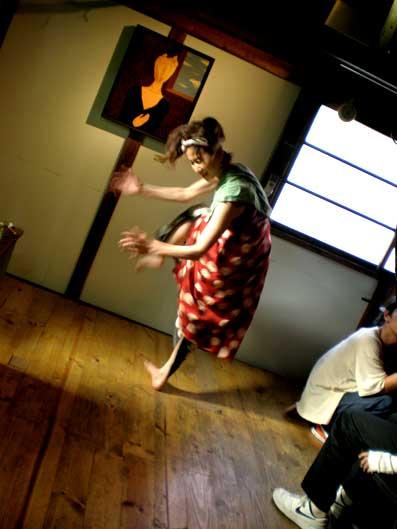 ダンス二日目UMEソロ1